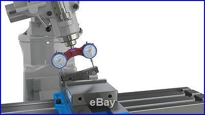 #01 Pro Tram Bridgeport Head Square Knee Mill Spindle CNC Router milling endmill