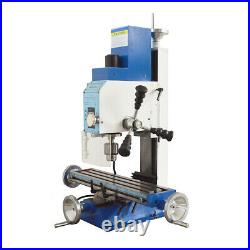 110V Mini Milling Drilling Machine Vertical Bench 600W Variable Speed