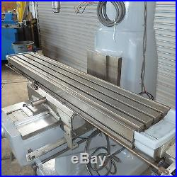 11 x 58 Bridgeport Vertical Milling Machine, Model Series II Special, DRO