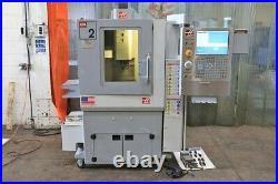 12 X 10 Y Haas OM2 VERTICAL MACHINING CENTER, Haas Control, 30,000 RPM, 20 ATC
