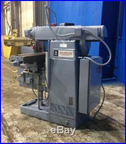 12x56 Table Kearney & Trecker K&T Horizontal & Vertical Metal Milling Machine