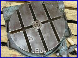 16 Rotary Table For Milling Machine Includes VAT & Delivery