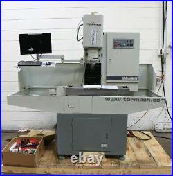 18 X 1HP Spdl TORMACH PCNC1100 CNC VERTICAL MILL, Personal CNC, 5100 RPM, Cast