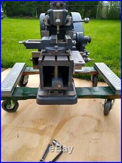 1952 Craftsman Atlas Metal Shaper Machining Metal Working Machinist Tool Shop