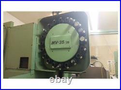 1983 Mori Seiki MV-35/35 Fanuc 6MB 35 Taper 30 ATC Vertical Machining Center