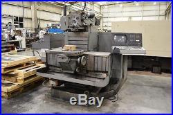 1988 Tos Fng 40 Cnc Tool Room Universal Milling Machine Vertical / Horizontal