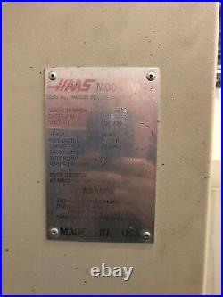 1992 VF-2 Haas cnc mill