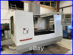 1994 Haas VF3 Vertical Machining Center (Video Available)