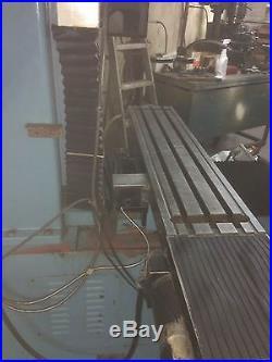 1994 SWI PROTO TRAK CNC milling Machine TRAK TRM Great shape bed mill 5 hp
