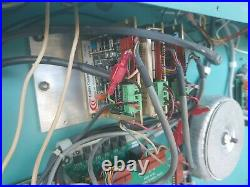 1996 Benchman VMC 4000 CNC Milling Machine Needs Computer Controller/Software