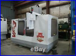 1996 HAAS MODEL VF-3, VERTICAL MACHINING CENTER, VMC, With NEW SPINDLE IN 2018