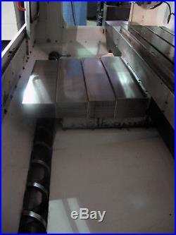 1996 HAAS VF-2 CNC Vertical MILL 30x16, 20HP, 7500 rpm, 4th-Axis Ready