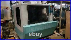 1997 Benchman VMC 4000 CNC Milling Machine in unknown condition