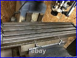 1997 Chevalier 2 Axis CNC Mill Milling Machine 10X50 Southwestern Industries