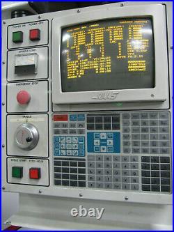 1997 HAAS VF-4 CNC MILL Vertical 50x20 MILLING, 4th-Axis Ready, 15HP, 20-ATC