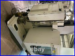 1997 Haas Vf-0 Cnc 3-axis Vertical Machining Center Chip Auger, 20 Hp, Rigid Tap