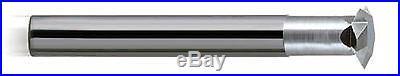 1/2 Solid Carbide Single Form Thread Mill 5 Flutes 11 32 TPI Melin USA #12309