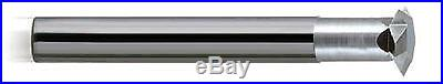 1/4 Solid Carbide Single Form Thread Mill 4 Flutes 16 48 TPI Melin USA #12311