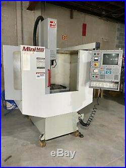 2000 Haas Mini Mill