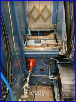 2000 Matsuura ES-450HII CNC Horizontal Machining Center Full 4th 15k RPM