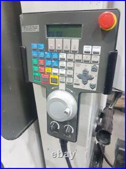 2001 Cincinnati V5-2000 5-axis Cnc Machining Center