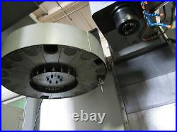 2001 HAAS VF-2 CNC Vertical MILL 30x16, Thru-Spndl Cool, Probe, 4th-Axis Ready