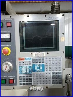 2002 Haas Tm-1 Cnc Vertical Machining Center