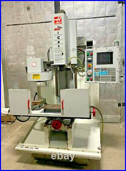 2003 Haas TM-1 CNC Tool Room Mill Vertical Machining Center Low Hours Very Clean