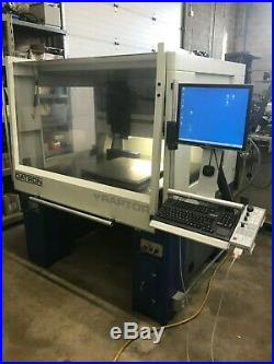 2004 Datron M35 CNC Milling / Engraving 60K spindle 15 tool changer 629 IPM feed