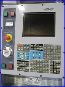 2004 HAAS VF-2 CNC Vertical MILL 30x16, 20HP, with 4th-Axis Rotary, VF-2D