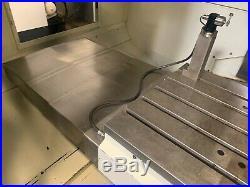 2004 HURCO VMX42, Conveyor, Tool Setter REF#CNC702