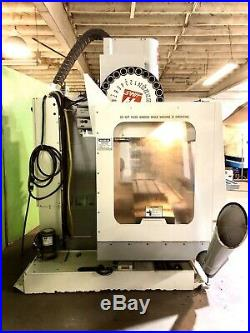 2004 Haas VF-2SS CNC Machining Center 4th Axis Ready Rigid Tapping 12,000 RPM