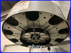 2005 Haas TM-1 CNC Tool Room Mill, Tool Changer, Probing, Rigid Tap, VQPS, ATC