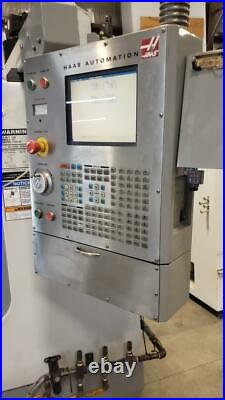 2005 Haas VF-2SS Vertical Machining Center 30 HP, Thru Spindle Coolant