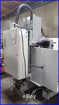 2006 Haas Tm-1 Tool Room MILL Low Hours With 10 Tool Atc And 4th Ready
