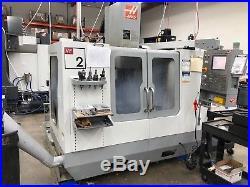 2006 Haas VF-2D CNC Mill