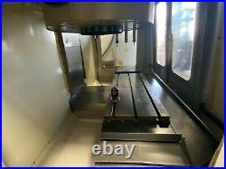 2006 Haas VF-2D CNC Vertical Machining Center Renishaw Probe VOP-B 20HP 1000 IPM
