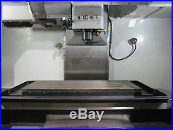 2007 HAAS VF-3 CNC 50x20 VERTICAL MILL 15k-RPM with NEW TR-200Y 2-Axis Rotary