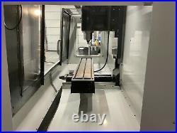 2010 Haas Tm-2 Cnc Toolroom MILL