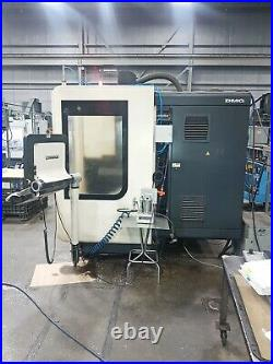2011 Deckel Maho DMC 635v Vertical Cnc Machining Center
