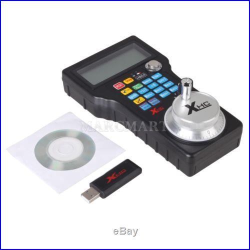 2013 Version Wireless Electronic Handwheel MPG USB Mach3 for CNC Milling Machine