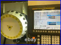 2014 Fanuc Robodrill a-D21MiA CNC Vertical Machining Center 31i-MB CTRL 24k RPM