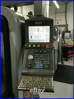 2014 Hurco VM10U HSi 5 Axis Vertical Machining Center