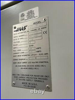 2016 HAAS UMC-750SS Vertical CNC Mill 5 Axis Machining Center BT40 or CAT40