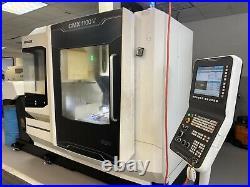 2017 DMG Mori Seiki CMX1100V Vertical CNC Machining Center Great Condition