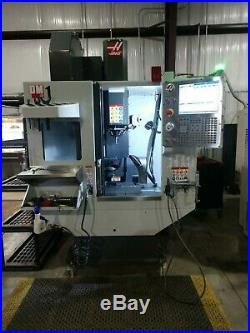 2017 Haas DM-1 Low Hours With TRT100, and HA5C Built in High voltage transformer