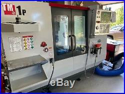 2018 HAAS TM-1P, 10,000 RPM, 4th Axis Drive, Wireless Probe, Hi-Speed Machining