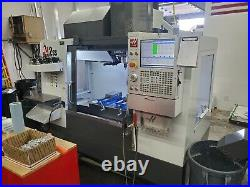 2019 Haas VF-2SS CNC Machining Center Rigid Tapping Probes HSM