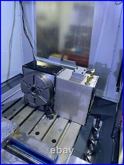 2019 Haas VF-3YT/50 4-Axis CNC Vertical Machining Center, withRotary Table