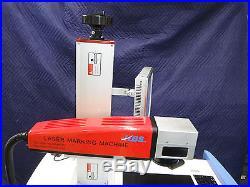20W portable FIBER LASER MARKING MACHINE Haas CNC Bridgeport MITSUBISHI Sodick